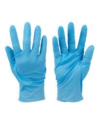 Boite de 100 gants jetables - taille 8/8.5 - vinyle