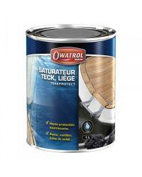 Saturateur TEAK PROTECT - Teck - 1 litre