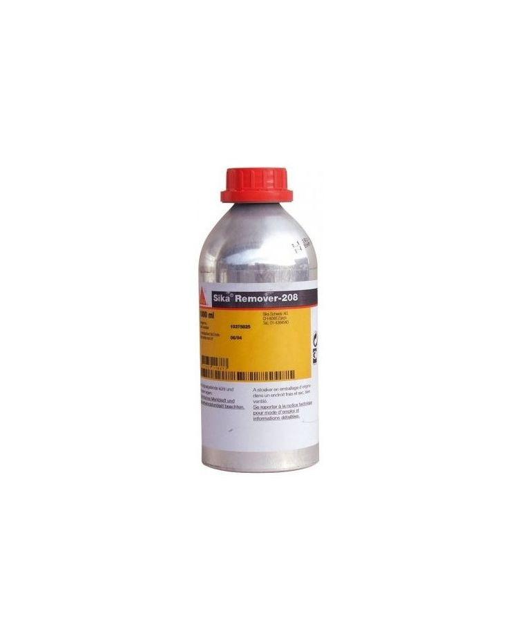 Sika Remover-208 - incolore - flacon 1 litr